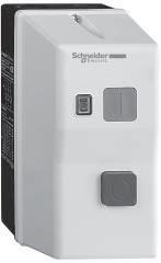 Εκκινητής Κινητήρα 1,5kW Κλειστού Τύπου με Θερμική Προστασία 2,6..3,7A,  Schneider