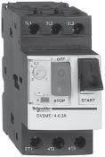 Θερμομαγνητικός Διακόπτης TeSys, 1..1,6A, Schneider